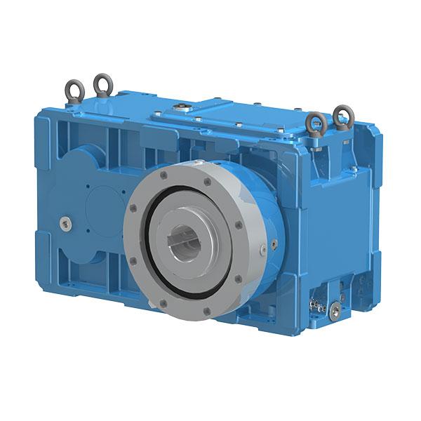 Einwellen-Extrudergetriebe