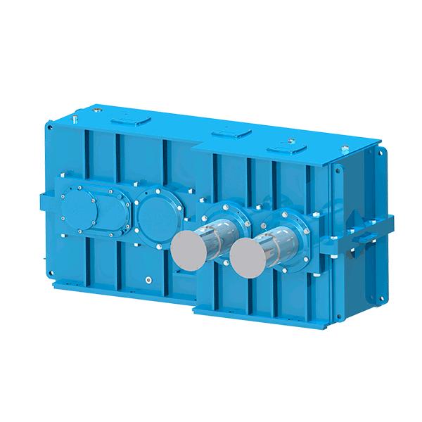 Posired 2 Getriebe für Gummikneter